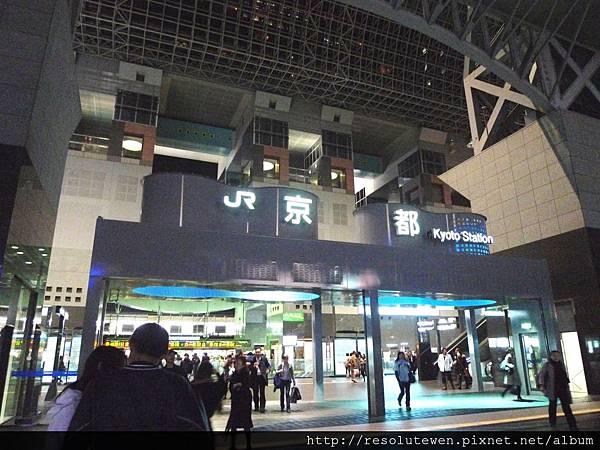 DAY1-京都車站+名代豬排21