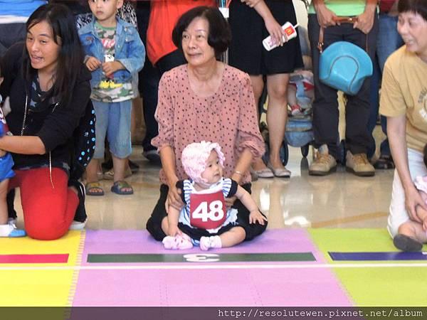 20120916-新光三越寶寶爬行比賽17