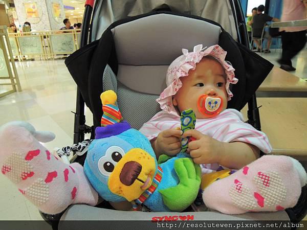 20120916-新光三越寶寶爬行比賽47