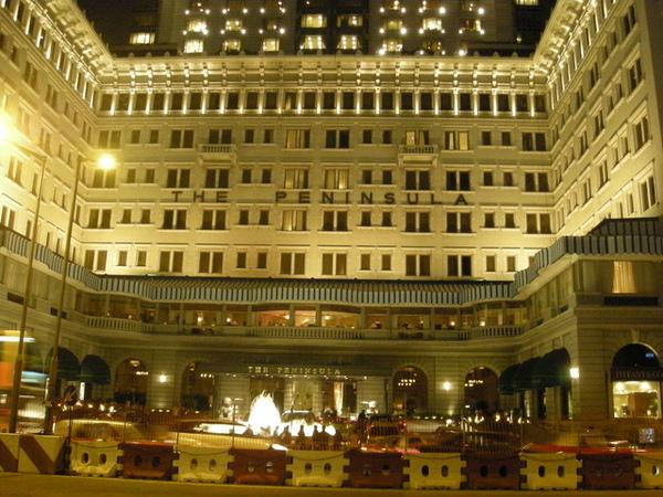 尖沙咀-半島酒店
