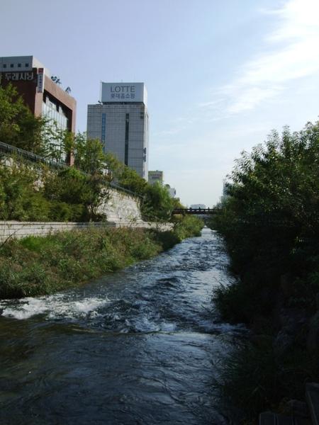 清溪川.東大門早餐
