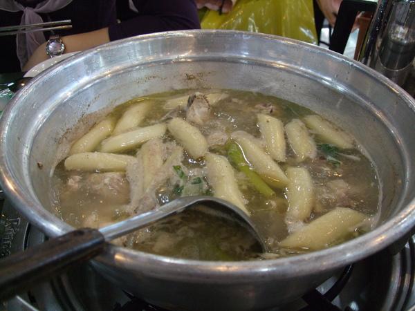 陳玉華辣雞鍋