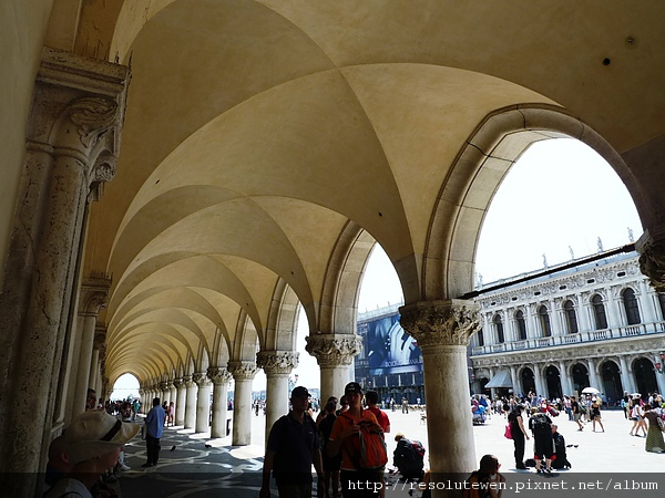 DAY4 威尼斯-聖馬可教堂.道奇宮118.JPG