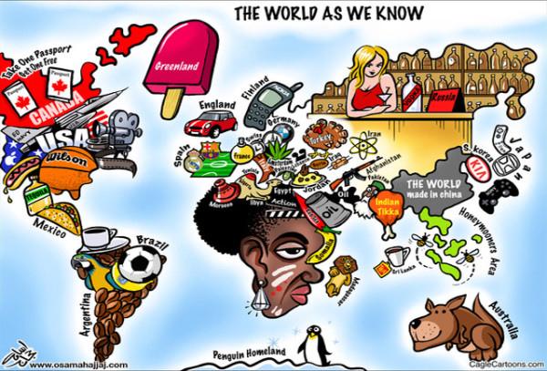 老外看世界!40張創意世界地圖5-600x407