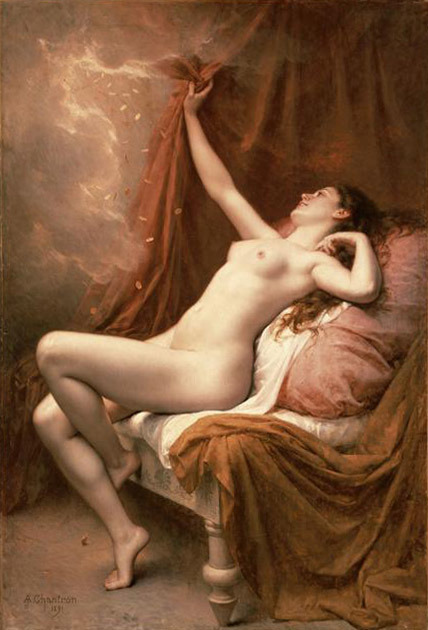 alexandre-jacques-chantron-danae-1891