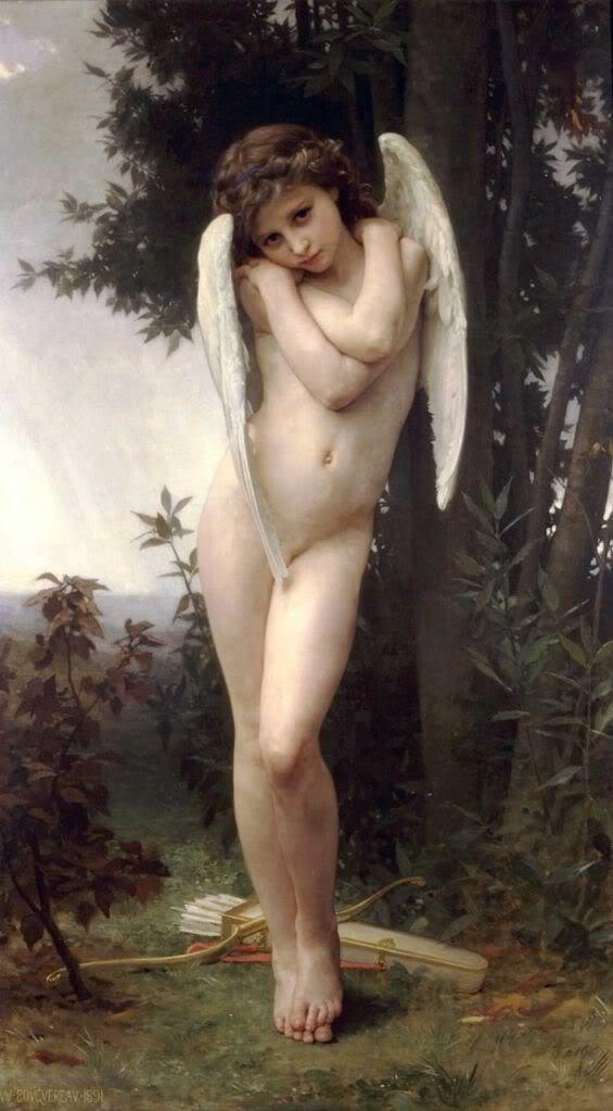 WilliamBouguereau-Cupido