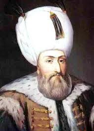 السلطان العثمانى سليمان القانونى