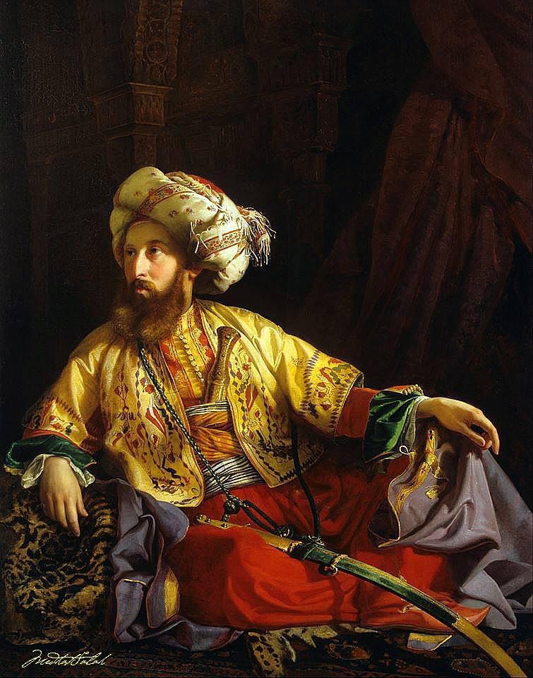 borsos-jc3b3zsef-21-december-1812-19-august-1883-emir-of-lebanon