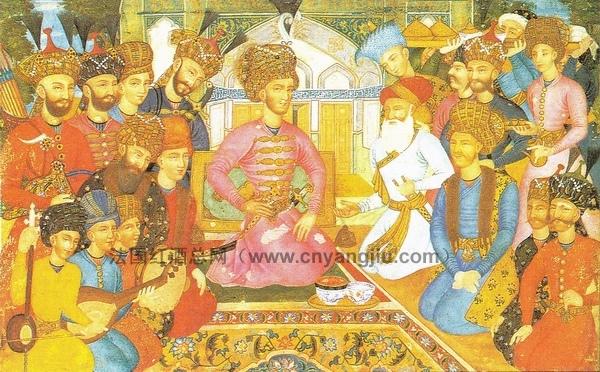 手繪伊斯蘭世界-蔣依芳  (3)