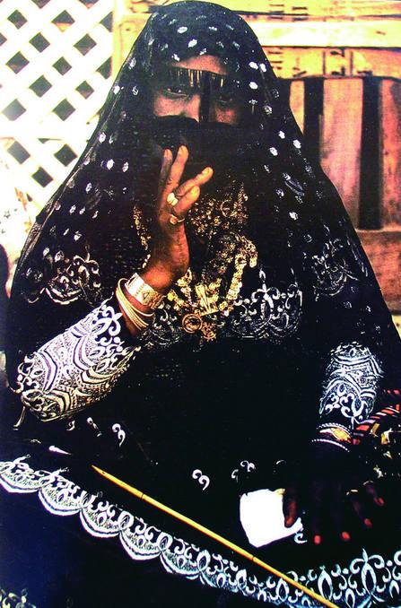 MZYZ056阿拉伯妇女-