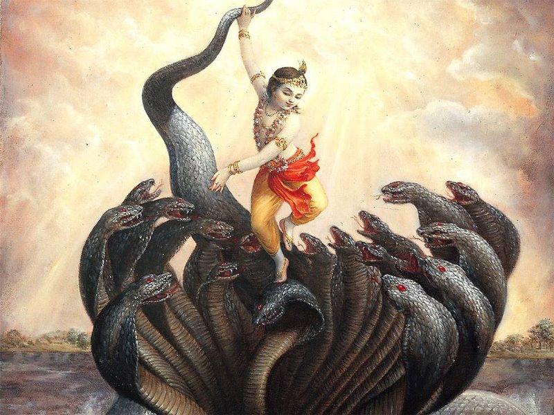 Krishna-and-Kaliya