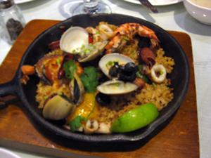 3西班牙海鮮烤飯.JPG