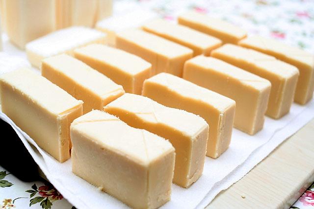 米糠洗髮皂
