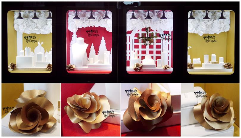 紙花櫥窗 PART2