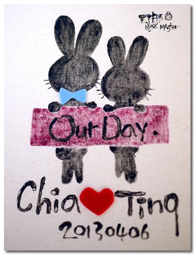 兔子婚禮 for Ting 02
