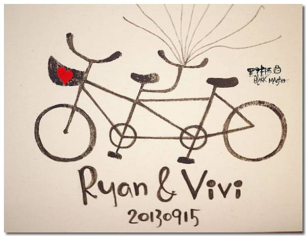 指紋氣球腳踏車 Vivi 02.jpg