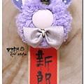 兔子新郎胸花 shelly.jpg