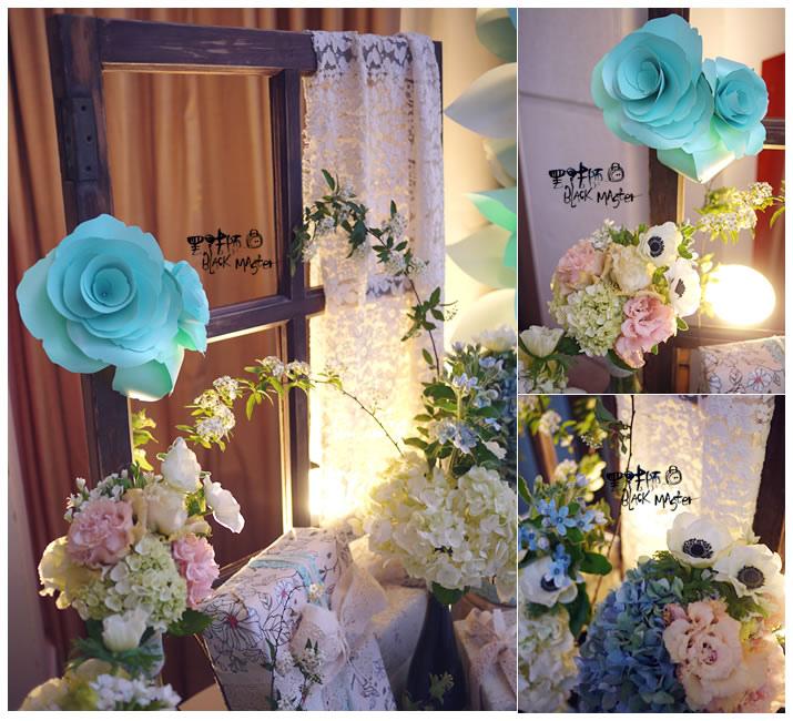 Tiffany紙花x鄉村風 相簿桌 01.jpg