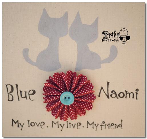 貓咪簽名板 Blue&Naomi 02.jpg