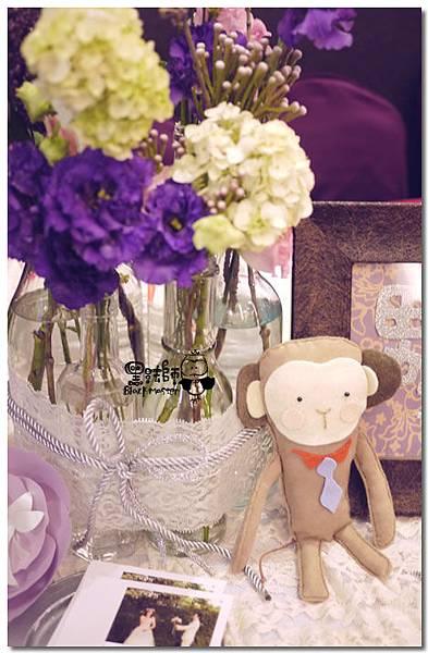 猴子與驢子X紙花婚佈 收禮桌01.jpg