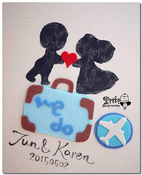 旅行主題簽名板 Tun&Karen 02.jpg