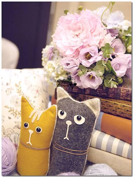 CAT X HOME婚佈 收禮桌 聖凱&蓓嘉01.jpg