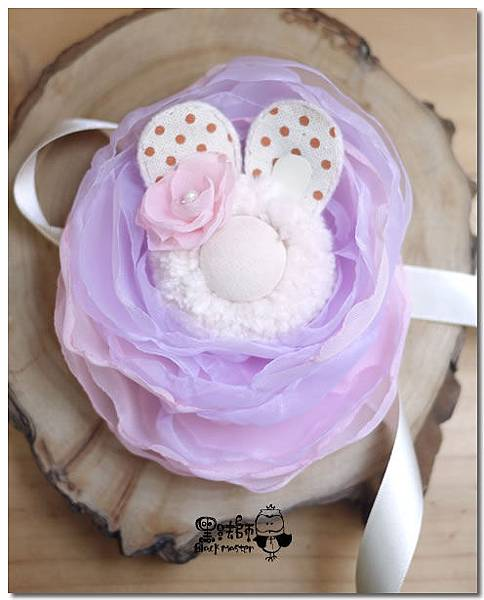 粉紫色系兔子手腕花 Abby.jpg