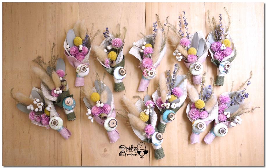 手做胸花 for Ray%26;Pei 02.jpg