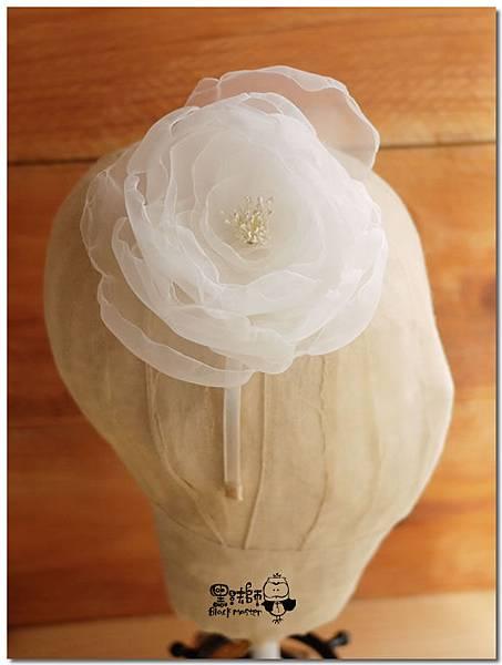 白色紗花髮箍03.jpg