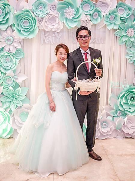 TiffanyX白 紙花婚佈 KaiYu&Dan.jpg