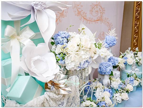 TiffanyX白 紙花婚佈 相簿桌 KaiYu&Dan 02.jpg