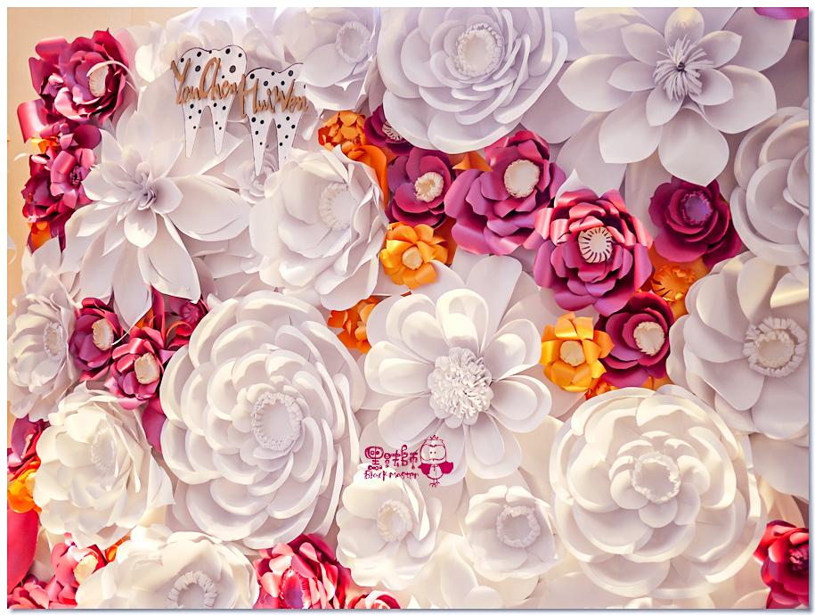 時尚個性風x紙花婚佈 紙花牆 YouChen%26;HuiWen 01.jpg