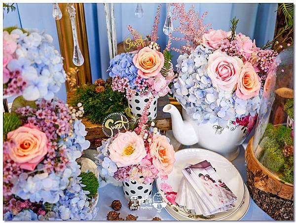 兔兔的奇幻午茶饗宴x紙花婚佈 相簿桌 惟昭&京璉 01.jpg