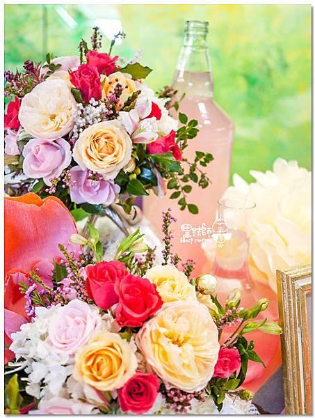 歐式典雅x紙花婚佈 收禮桌 H%26;W 01.jpg