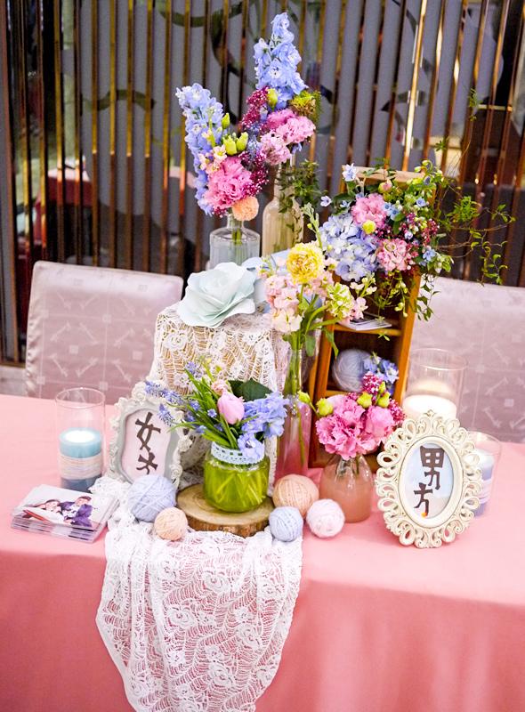 來場甜美夢幻的婚禮吧 收禮桌 冠霖%26;玉婷 01.jpg