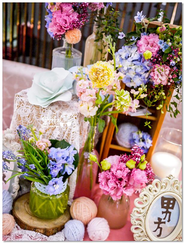 來場甜美夢幻的婚禮吧 收禮桌 冠霖%26;玉婷 02.jpg