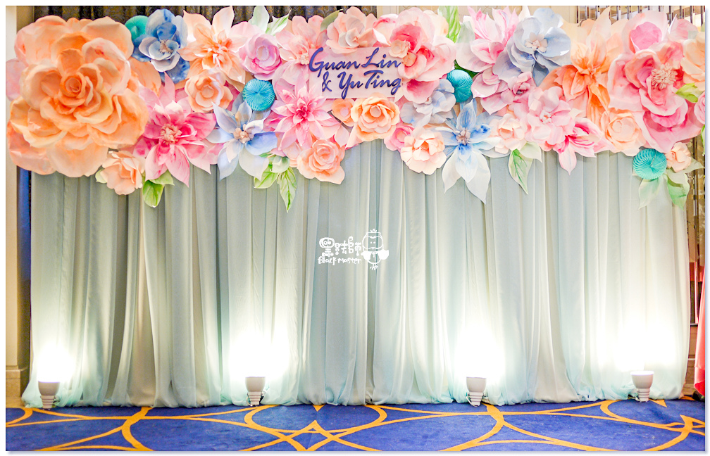 來場甜美夢幻的婚禮吧 紙花牆 冠霖%26;玉婷 05.jpg