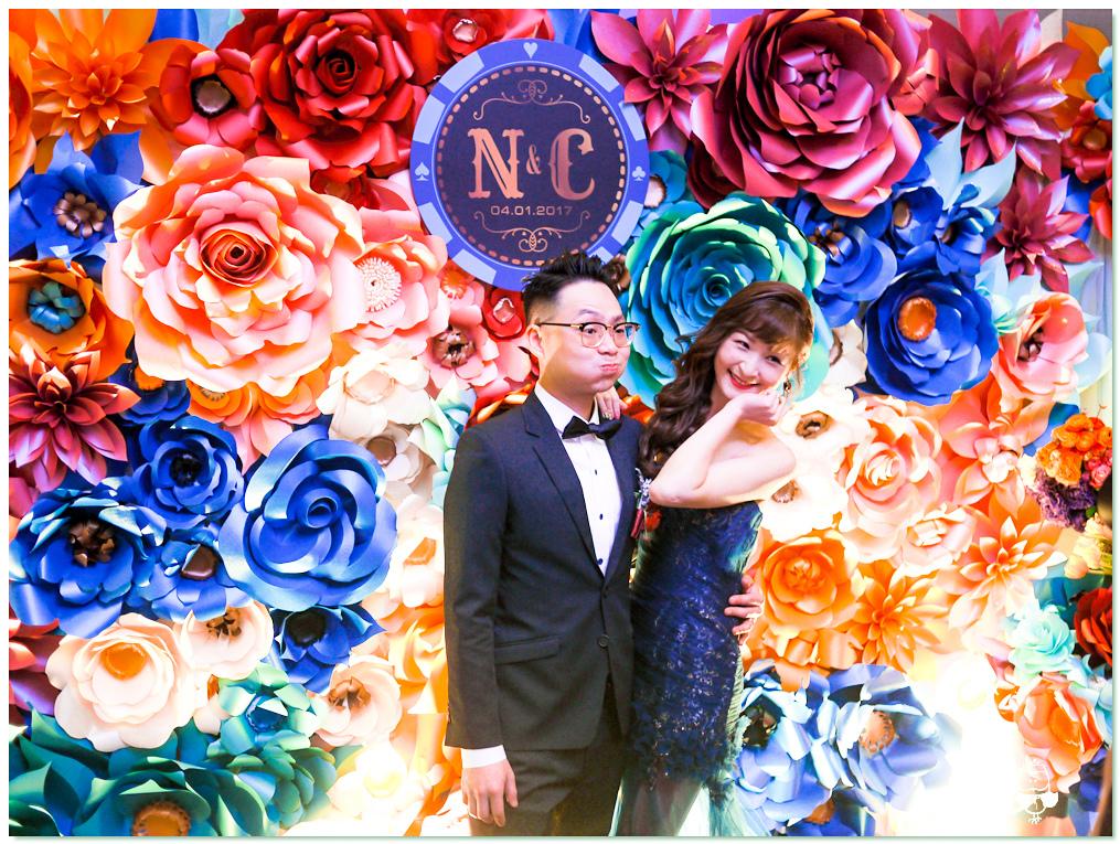 時尚又絢麗的紙花婚佈 Ning%26;Candy 06.jpg