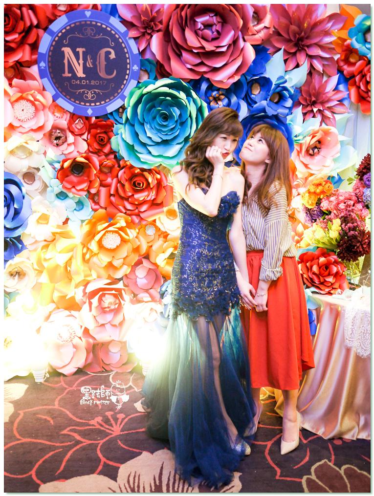 時尚又絢麗的紙花婚佈 Ning%26;Candy 09.jpg