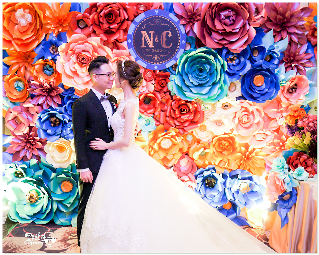 時尚又絢麗的紙花婚佈 Ning%26;Candy.jpg