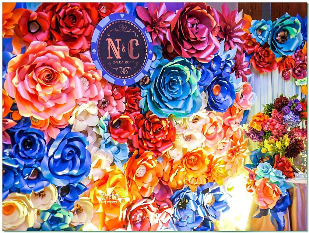 紙花牆 Ning%26;Candy 03.jpg