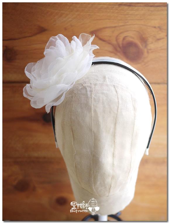 白色紗花髮箍壹 01.jpg