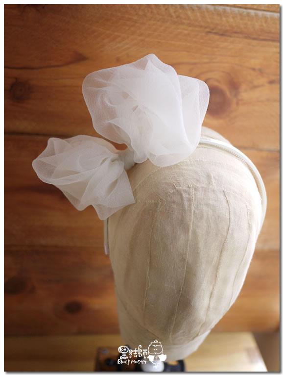 白色薄紗蝴蝶結髮箍伍 05.jpg