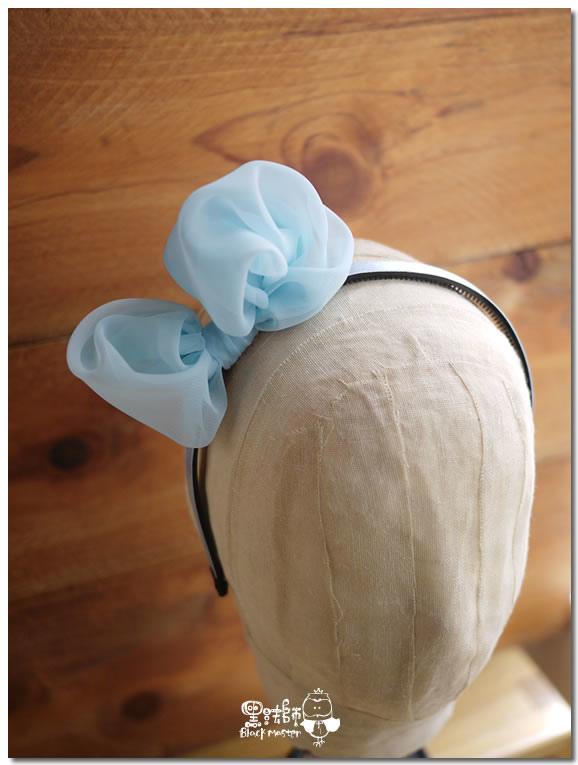 藍色薄紗蝴蝶結髮箍 05.jpg