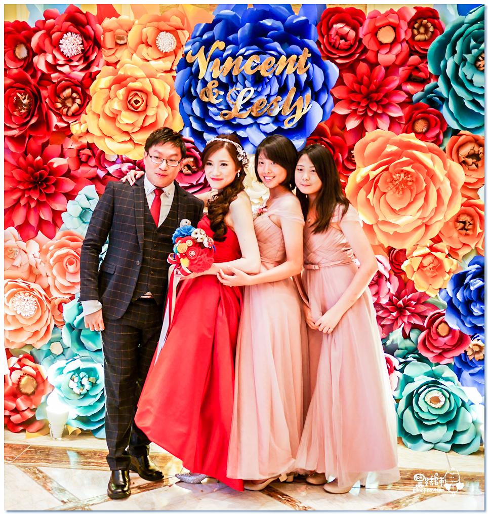 時尚又絢麗的紙花婚佈 Vincent%26;Lesly .jpg