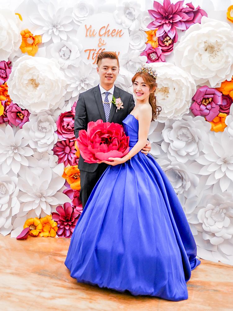 高貴典雅的紙花婚佈  Yu Chen%26;Tiffany 02.jpg