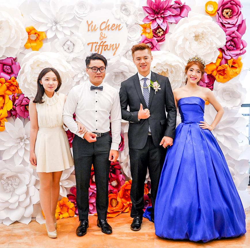 高貴典雅的紙花婚佈  Yu Chen%26;Tiffany 08.jpg