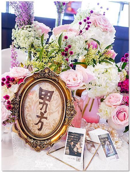 夢幻華麗X紙花婚禮 收禮桌 恕亮%26;嘉真 01.jpg