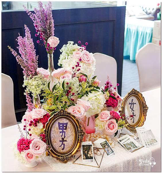 夢幻華麗X紙花婚禮 收禮桌 恕亮&嘉真 03.jpg