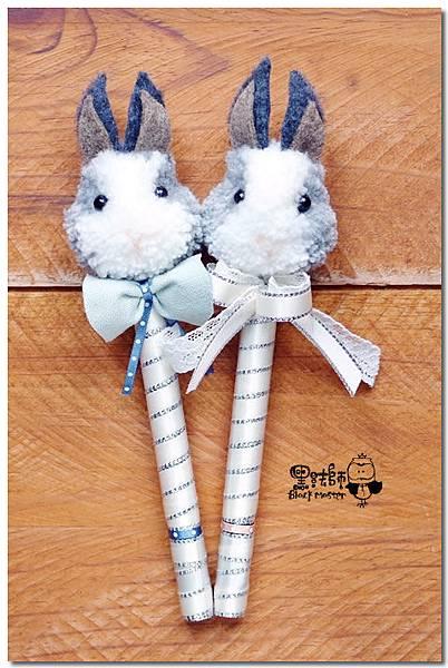 毛線兔子簽名筆 Wei.jpg